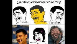 Jao Ming Meme - yao ming memes 28 images yao ming meme by lecatinga on