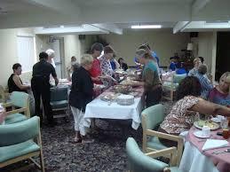 volunteer luncheon welcome to sun valley lodge