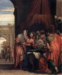 Bartholomew The Blind Man Raising Of Jairus U0027 Daughter Wikipedia