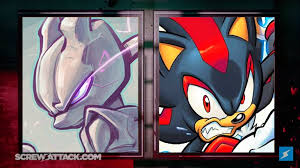 mewtwo shadow hedgehog death battle pt 1