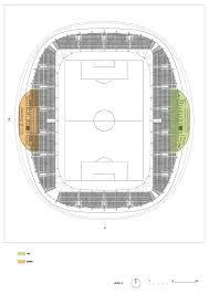 Arena Floor Plan Gallery Of Football Stadium Arena Borisov Ofis Architects 23
