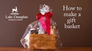 how to make gift baskets how to make your own gift basket