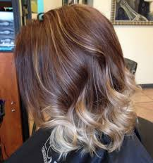 balayage highlights short hair best hairstyles 2017 pinterest
