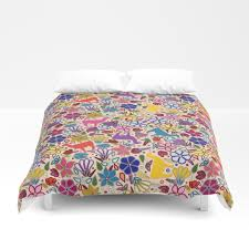 Duvet Donuts Animals And Pattern Duvet Covers Society6