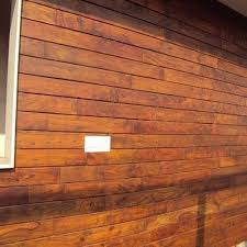 exterior wooden wall cladding at rs 250 square sirsi