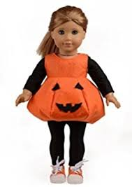 Girls Pumpkin Halloween Costume Amazon Pumpkin Halloween Costume Fits American