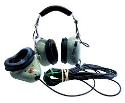 david clark h3312 ground support headset 12515g 12