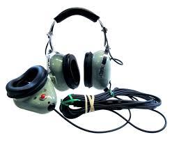 david clark h3312 ground support headset 12515g 12