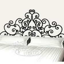 Vinyl Headboard Decal by 96 Best Headboards Images On Pinterest Bedrooms Bedroom Ideas