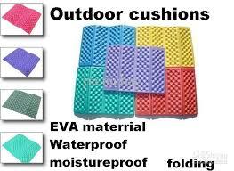 new eva camping mat picnic tent pads moistureproof inflatable