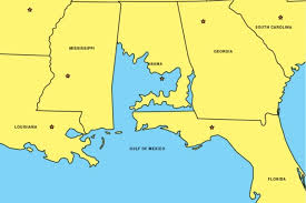 louisiana map global warming alabama s climate change deniers refuse to save the state bloomberg