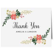thank you cards thank you cards thank you notes match your color style free thank