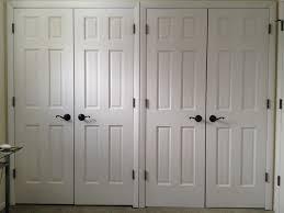 Closet Door Styles Prehung Closet Doors Style Buzzardfilm Popular