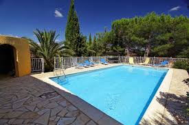 luxury villa in languedoc in the minervois area with fenced