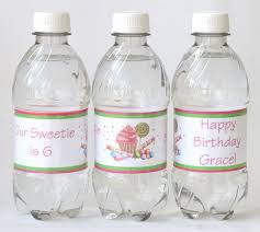 thanksgiving water bottle labels how to make custom water bottle labels u2013 glorious treats