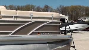 Aqua Patio Pontoon by Sold 2011 Aqua Patio Youtube