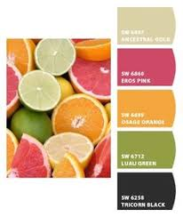 grapefruit palett paint colors from chip it by sherwin williams