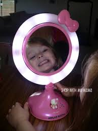 Light Up Makeup Mirror Hello Kitty Light Up Makeup Mirror