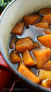 bourbon candied yams i recipes
