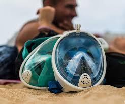 the best black friday deals on snorkeling equipment full face snorkeling mask h2o ninja mask hawaii u2013 h2o ninja mask