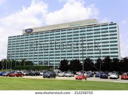 ford corporate dearborn mi july 31 ford motor stock photo 212258749