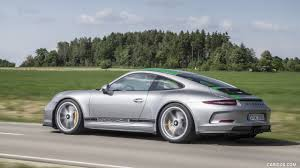 grey porsche 911 2017 porsche 911 r grey side hd wallpaper 29