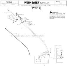 weedeater featherlite sst25 wiring diagram wiring diagrams
