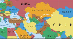 Central Asia Map by The Dictator Of The Rich In Oil And Uranium Kazakhstan U2013 Iakovos
