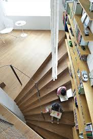 best images about treehouse pinterest japanese tea house this sculptural staircase shapes entire home