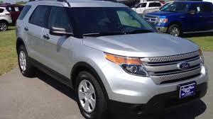 Ford Explorer 2013 - new 2013 ford explorer ingot silver youtube