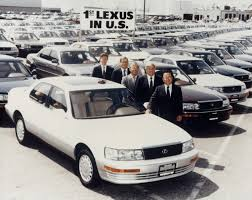 lexus canada executives lexus history the pursuit of perfection ruelspot com