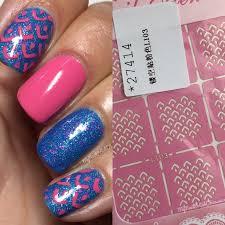 my nail polish obsession born pretty store hollow nail art stencils