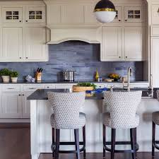 kitchen backsplash pictures with white cabinets azul bahia kitchen backsplash tile white cabinets blue