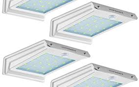 Motion Sensors For Lights Urpower 20 Led Outdoor Solar Motion Sensor Lights 4 Pack For 26