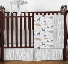 Deer Crib Sheets Boy Crib Bedding Sets Deer Creative Ideas Of Baby Cribs