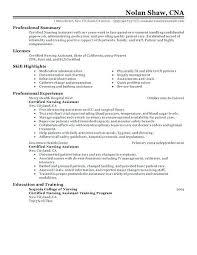 cna resumes exles cna resume summary resume templates format exle free cna