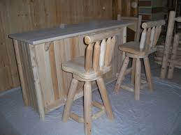 cedar log bar stools u2014 buy cedar log bar stools price photo