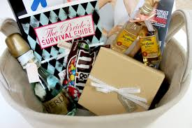 engagement gift basket the moy engagement gift basket