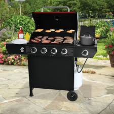 Backyard Pro Grill by Backyard Grill 4 Burner Gas Grill Parts Backyard Decorations By