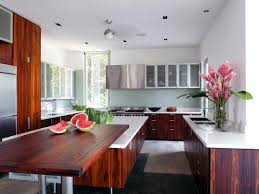 Wood Tops For Kitchen Islands Wood Kitchen Countertops Pictures Ideas From Hgtv Hgtv