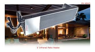 Infrared Patio Heaters Natural Gas Infrared Heaters Wall And Ceiling Mount