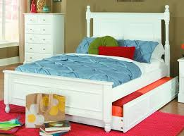 Girls White Twin Bed White Twin Trundle Bed U2014 Modern Storage Twin Bed Design
