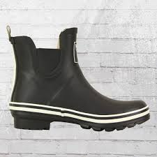 womens gumboots australia order now evercreatures gumboots meadow ankle booties black