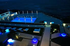 outdoor pool deck lighting magnificent deck floor lights poradnikslubny info pool lighting