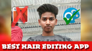 real cb hair edit app for android download from the link given