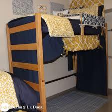 design your own under dorm bunk valance lofted bed panels