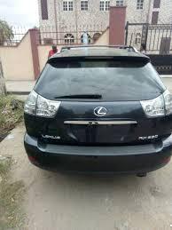lexus rx 350 for sale nairaland 2007 tokunbo lexus rx350 for sale 4 3m autos nigeria