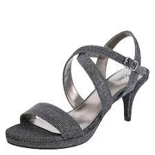 women u0027s laney mid heel sandalwomen u0027s laney mid heel sandal silver