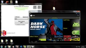 emulator for android tool android emulator