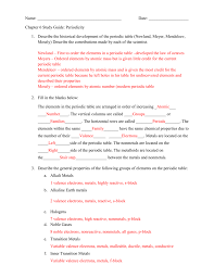 chapter 6 study guide with answers